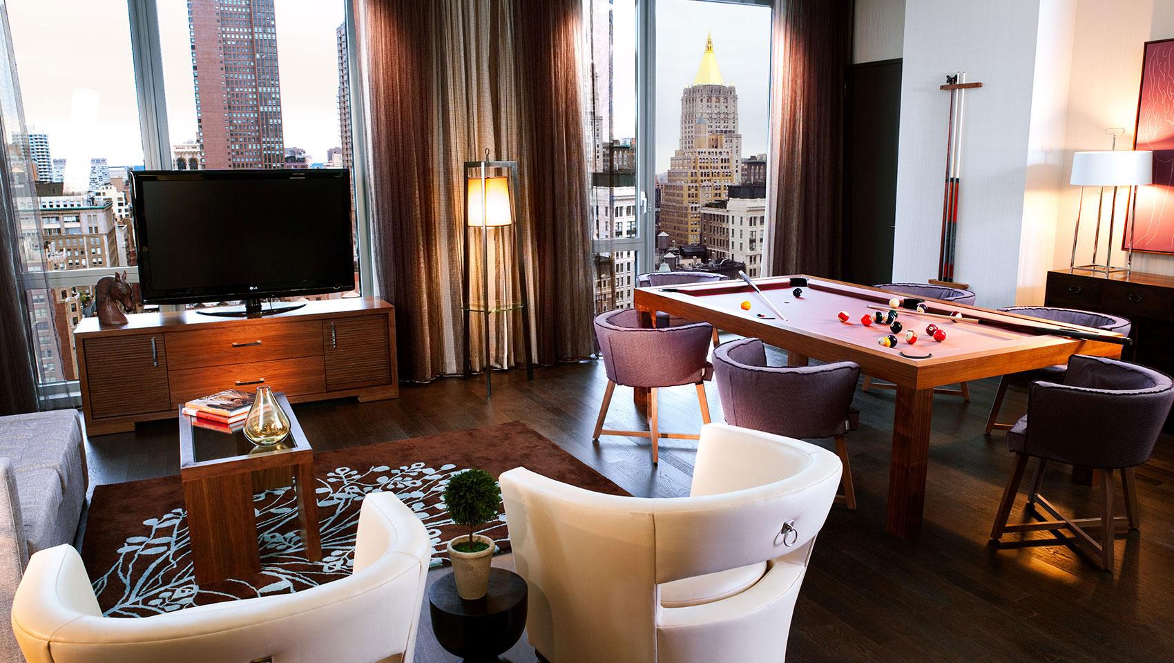 Hotel Suites In Manhattan New York City