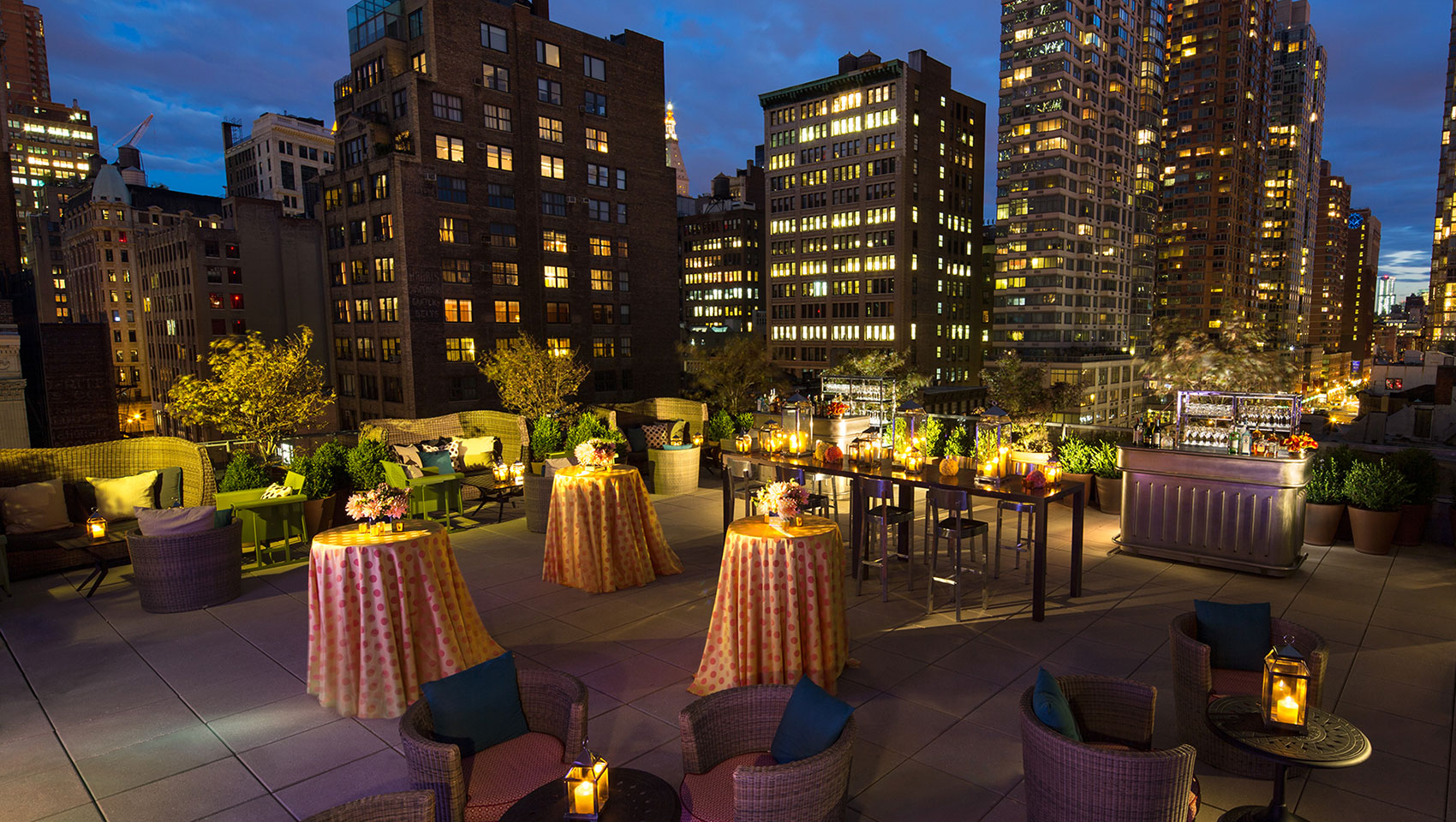 Manhattan Event Space Packages Kimpton Hotel Eventi