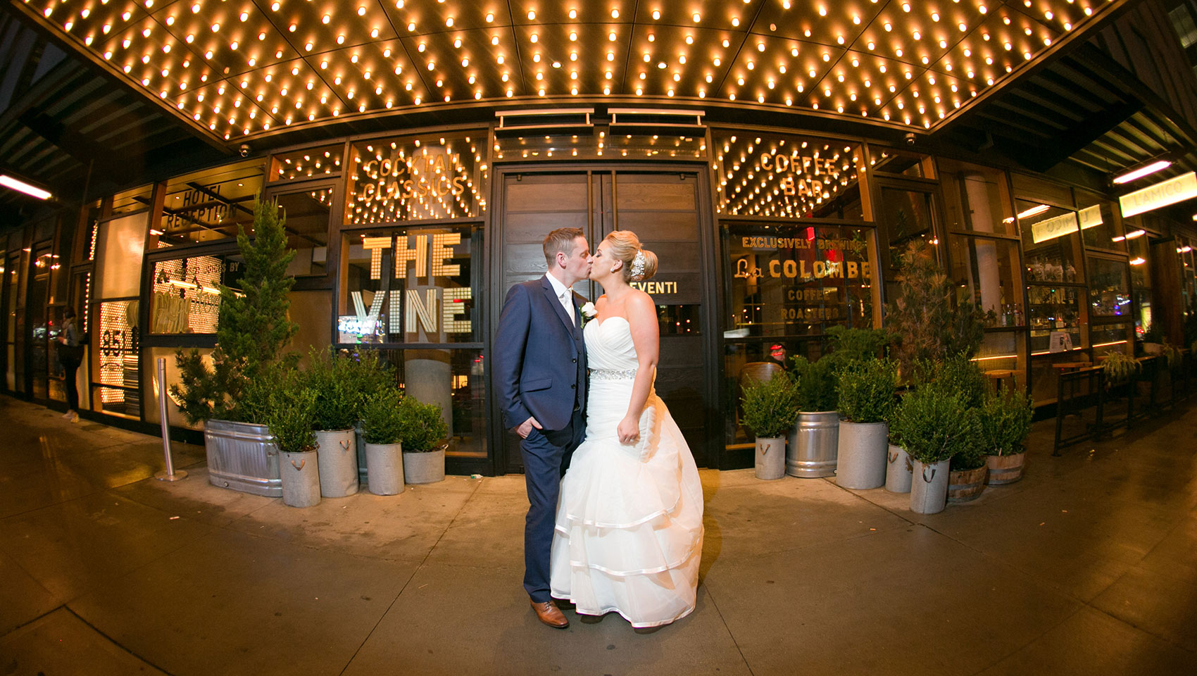 Karyn Neil Luck Of The Irish Weddings At Kimpton Hotel Eventi