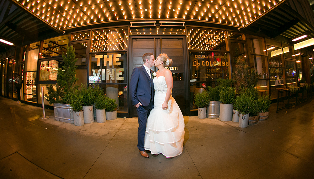 weddings at Kimpton Hotel Eventi