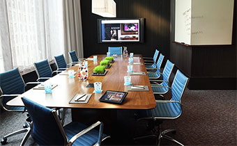 Kimpton Hotel Eventi board room