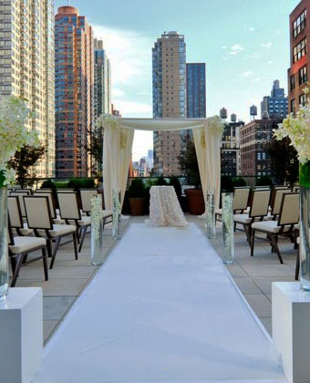 Kimpton Hotel Eventi wedding space